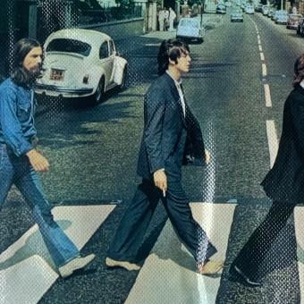 The Beatles Abbey Road Eco Bag