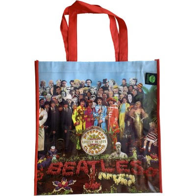 The Beatles Sgt. Pepper's Lonely Hearts Club Band Eco Bag