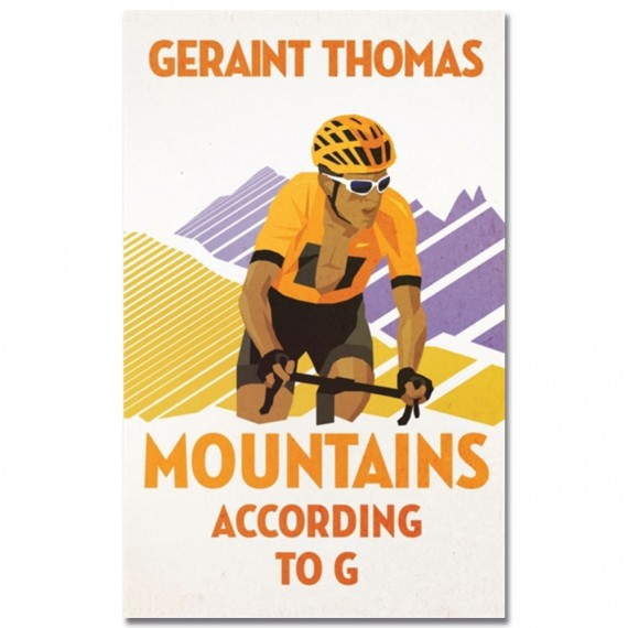 Mountains According to G by Geraint Thomas