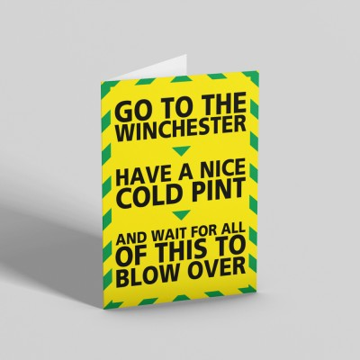 Go to The Winchester Greetings Card