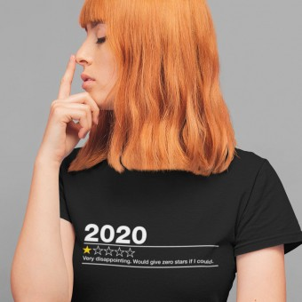 2020: One Star Review T-Shirt