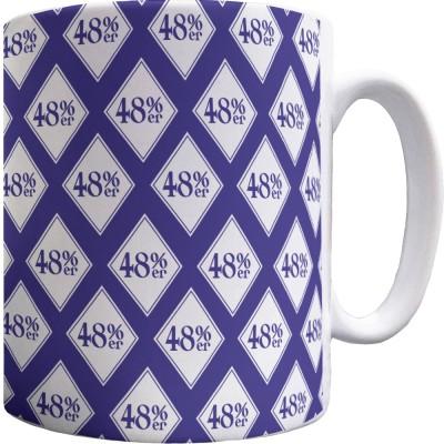 48%er Pattern Mug