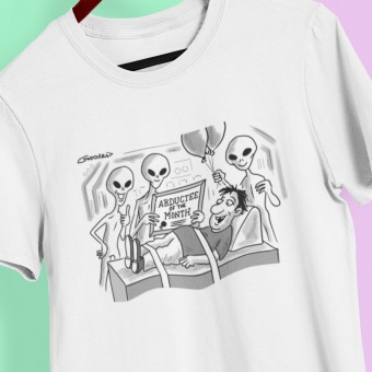 Abductee Of The Month T-Shirt