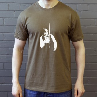 Alex Higgins Smoking T-Shirt