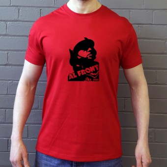 Al Front Spanish Civil War Poster T-Shirt