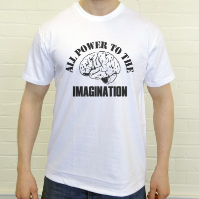 All Power To The Imagination
