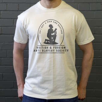 Am I Not A Man And Brother? T-Shirt