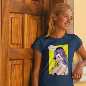 Amy Winehouse T-Shirt
