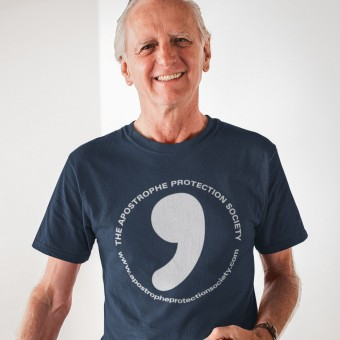 The Apostrophe Protection Society T-Shirt
