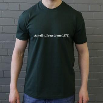 Arkell v. Pressdram (1971) T-Shirt