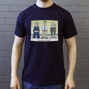 The Ascent of Trousers T-Shirt
