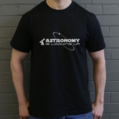Astronomy Is Looking Up