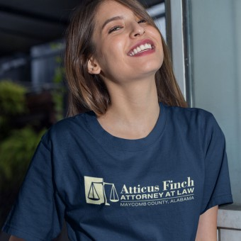 Atticus Finch: Attorney At Law T-Shirt