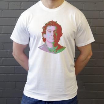 Ayrton Senna Colour Block T-Shirt
