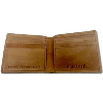 Bad Mother Fucker Leather Wallet