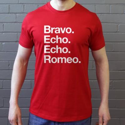 Bravo Echo Echo Romeo