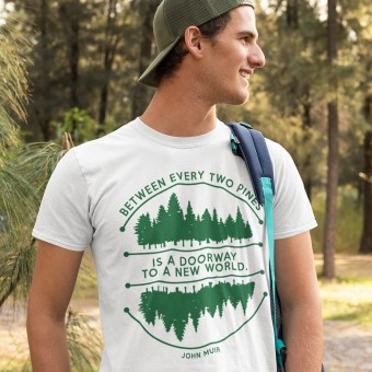 Between Every Two Pines T-Shirt