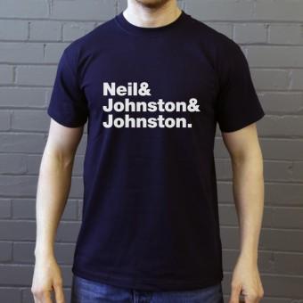 Biffy Clyro Line-Up T-Shirt