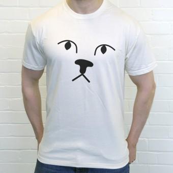 Big Cat Face T-Shirt