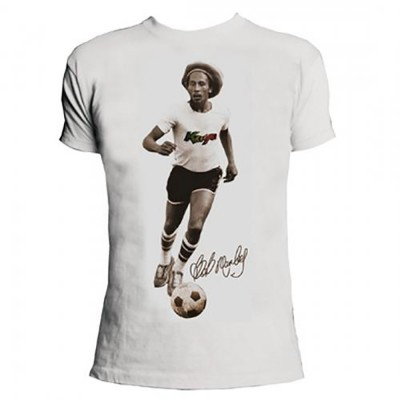 "Bob Marley ""Football"" Officially Licenced T-Shirt"