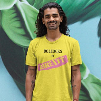 Bollocks To Brexit T-Shirt
