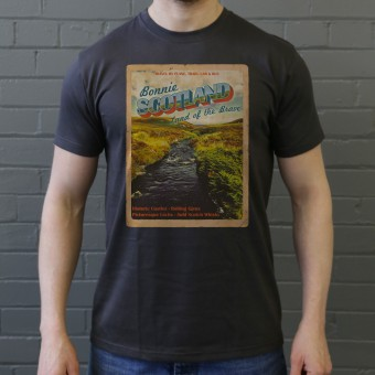 Bonnie Scotland T-Shirt