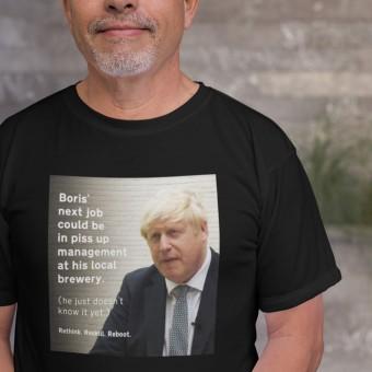Boris' Next Job T-Shirt