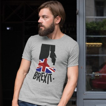 Brexit (Shooting Yourself In The Foot) T-Shirt