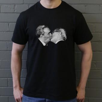 Brezhnev and Honecker T-Shirt
