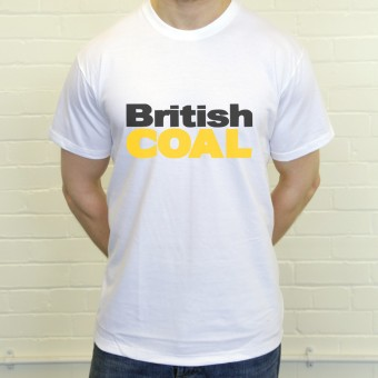 British Coal T-Shirt