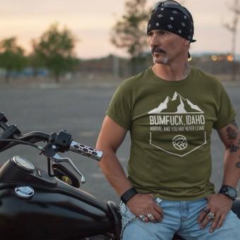Bumfuck Idaho T-Shirt