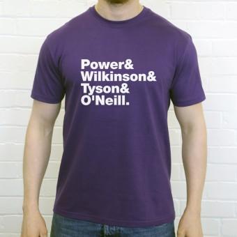 Cast Line-Up T-Shirt