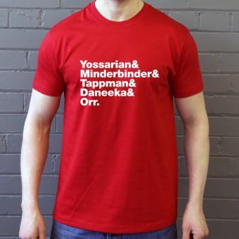 Catch 22 Line-Up T-Shirt