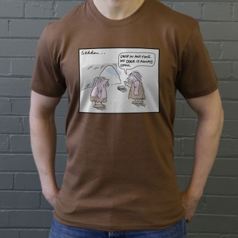 Caveman Door T-Shirt