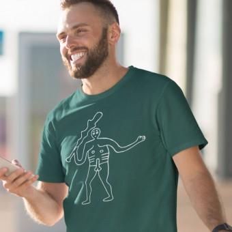 Cerne Abbas Giant T-Shirt