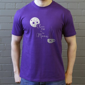 Chai Me To The Moon T-Shirt