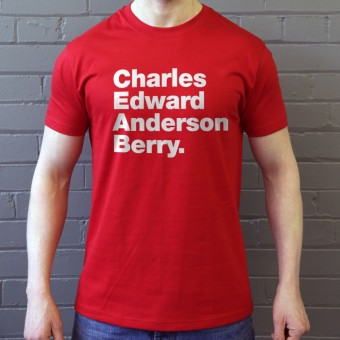 Charles Edward Anderson Berry T-Shirt
