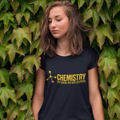 Chemistry: Like Cooking, Only With Explosions