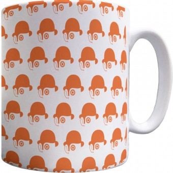 A Clockwork Orange Pattern Mug
