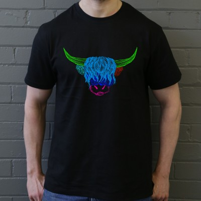 Psychedelic Cattle Variant Two