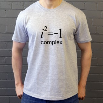 Complex Number T-Shirt