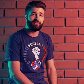 Contre Le Futbol Moderne T-Shirt