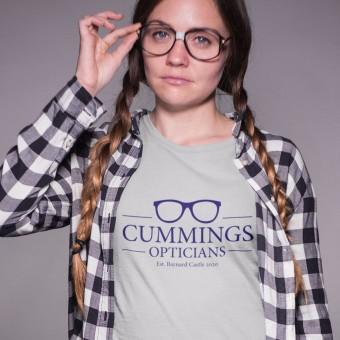 Cummings Opticians T-Shirt