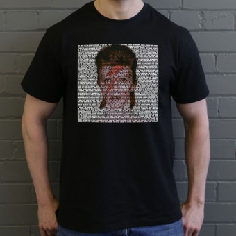 David Bowie Songs T-Shirt