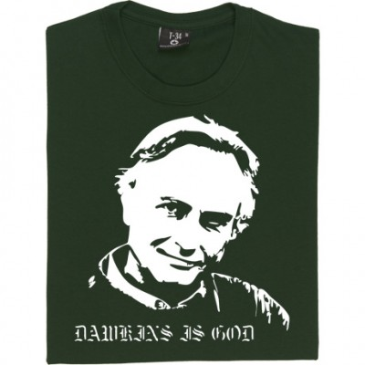 Richard Dawkins Is God