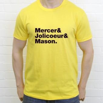 De La Soul Line-Up T-Shirt