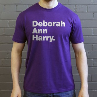 Deborah Ann Harry T-Shirt