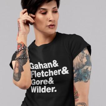 Depeche Mode Line-Up T-Shirt