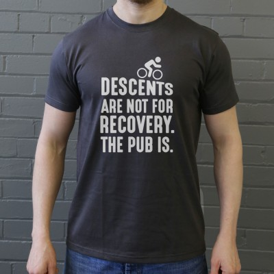 Descents Are Not For Recovery