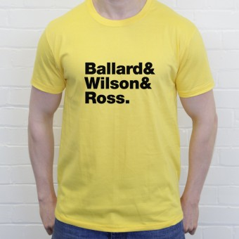 Diana Ross and the Supremes Line-Up T-Shirt